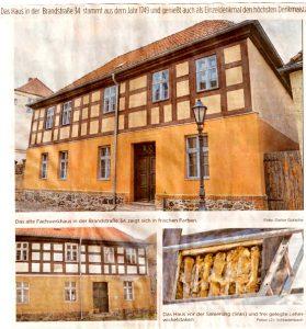 Haus Brandtstrasse - Beeskow