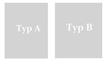 Urnen Typ A und B
